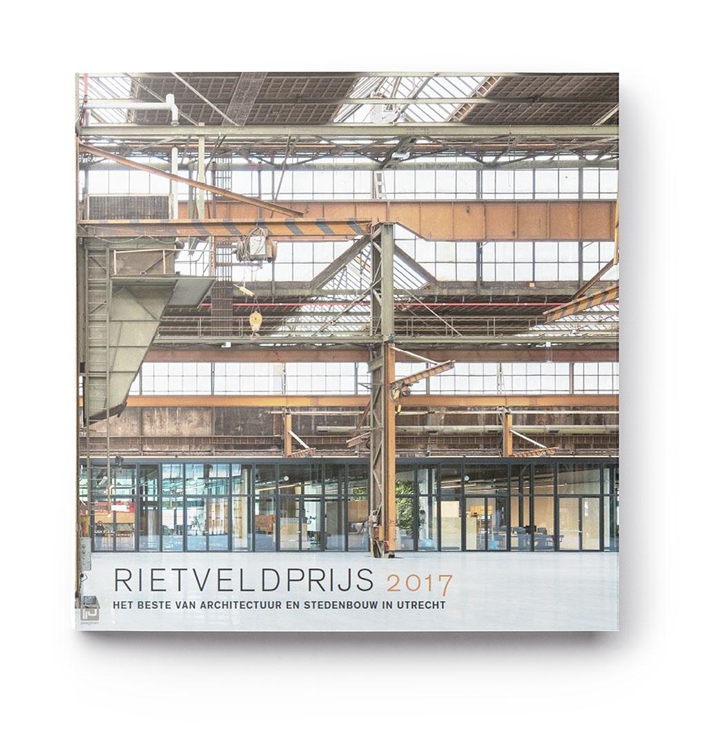 Rietveldprijs 2017. Het beste van architectuur en stedenbouw in Utrecht