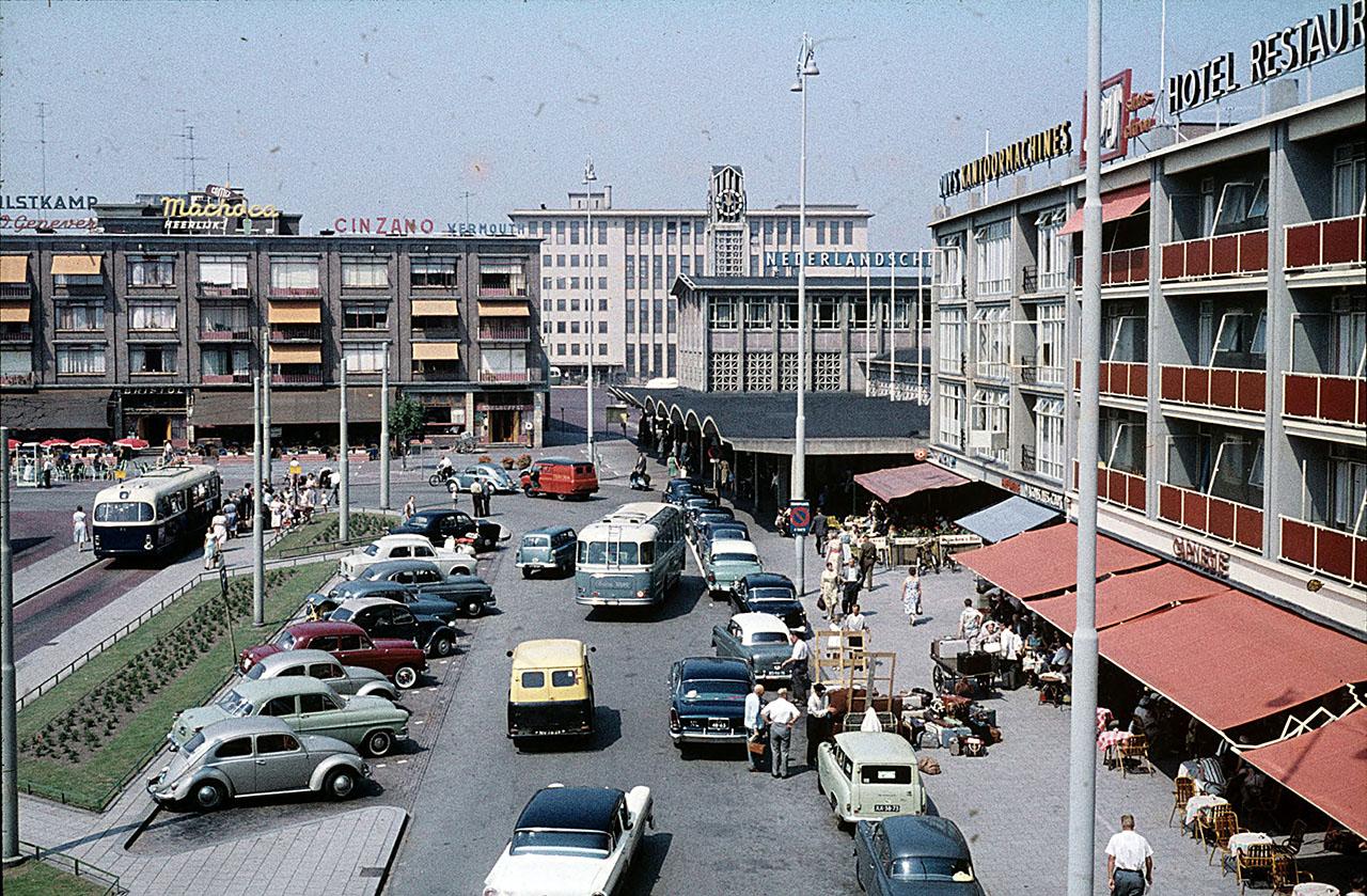 Stationspostgebouw Arnhem